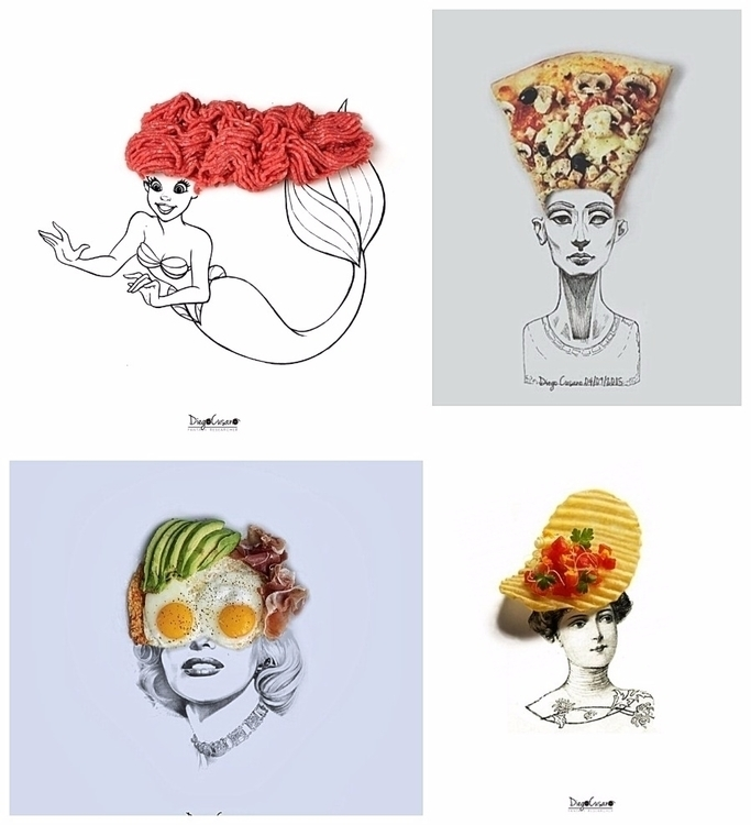 Diego Cusano - Food, Art - decorkiki | ello