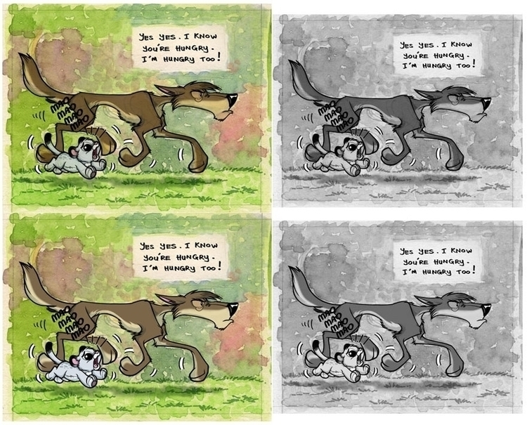 sample peek lil comic series ,C - sksk270 | ello