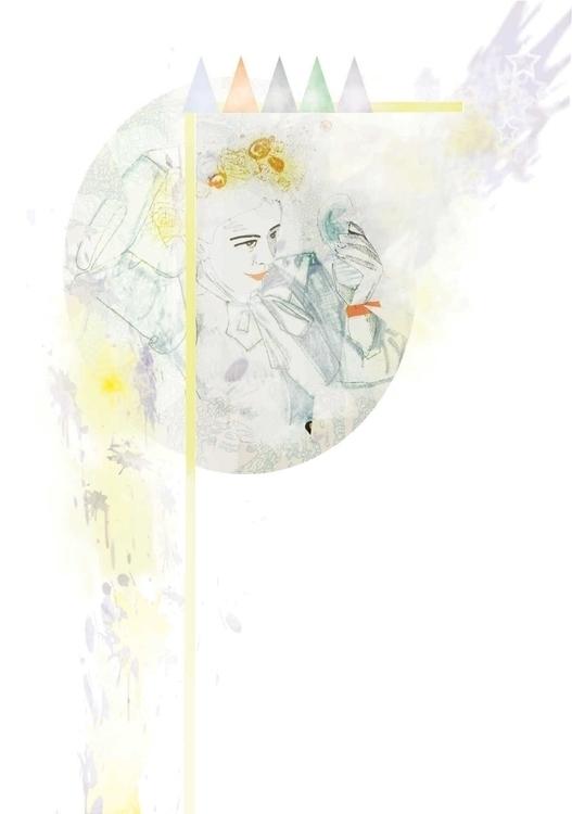 illustration, drawing - bjorg-5645 | ello