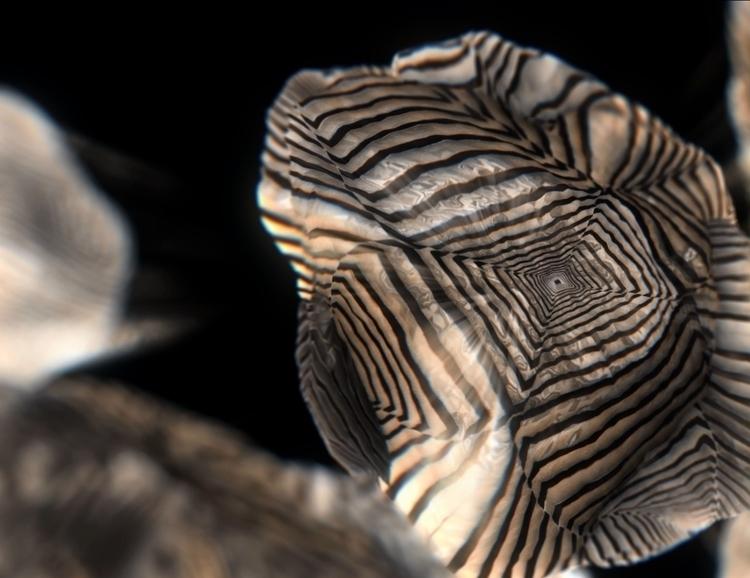 Conscious memory - 3dart, digitalart - yogiunleashed | ello