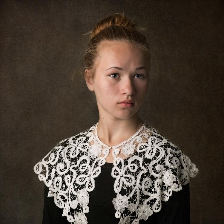 Ingrid - photography, portrait, vintagefashion - tinekestoffels | ello