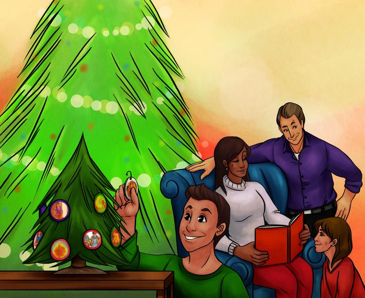 Countdown Christmas: 24 Days Je - guemoza   ello