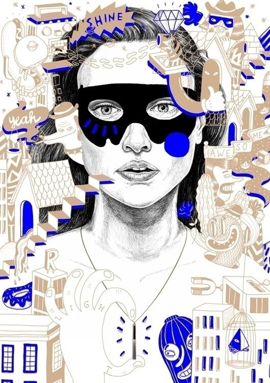 Ray Light – collaboration jewel - sarahmatuszewski | ello