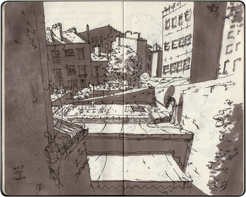 sketchbook, moleskine - gommette | ello