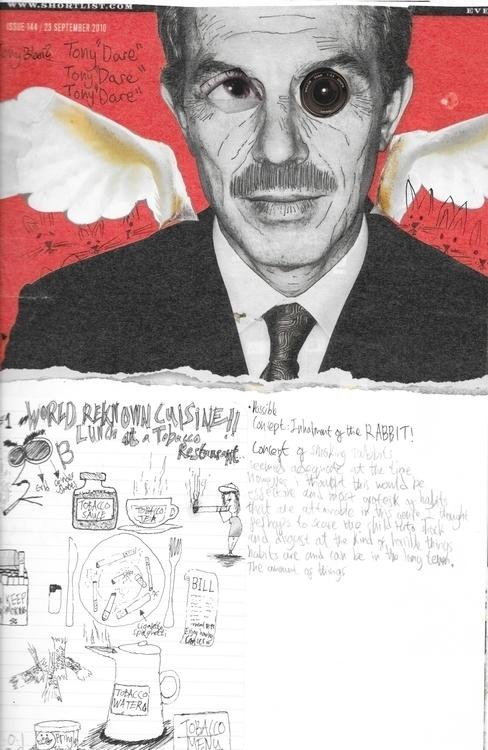 illustration, collage, graphicdesign - jamescampbell-1440 | ello