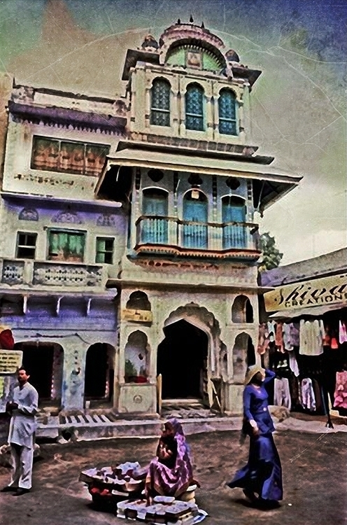 Pushkar, India - photography, photoshop - pierocefaloni | ello