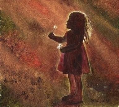 Dandy Lion - painting - brandyhouse | ello