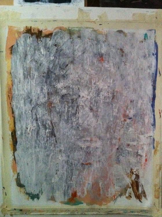 artist, painting, portrait - xavierauffret | ello