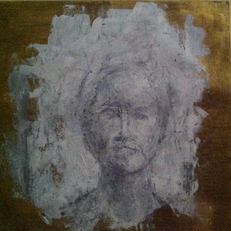 Grace - painting, portrait, art - xavierauffret | ello