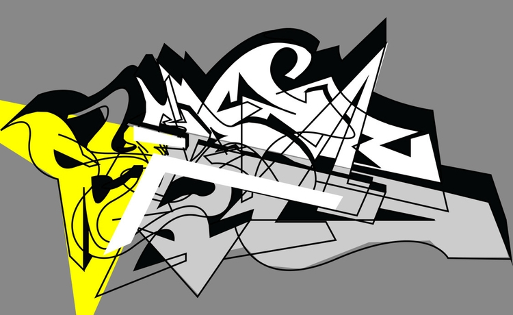 BS-Crew. 1987 - illustration, drawing - bendulf | ello