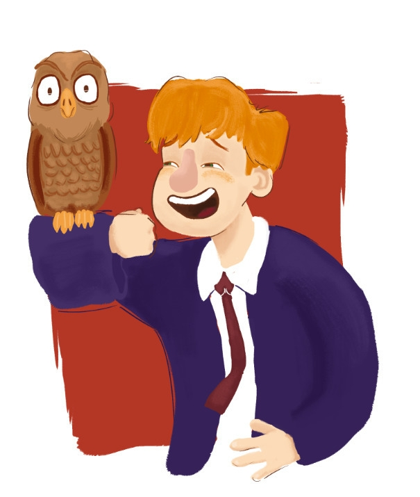 ron weasley - ronweasley, harrypotter - cjwords | ello