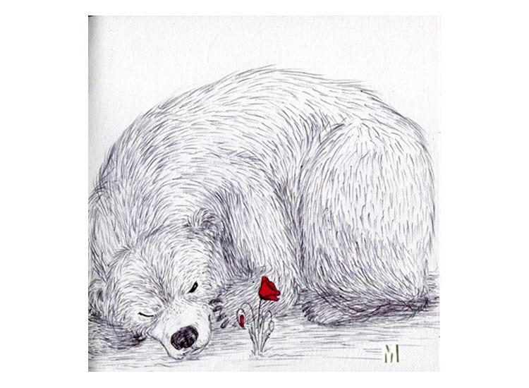5 minutes - drawing, illustration - mirilustra | ello
