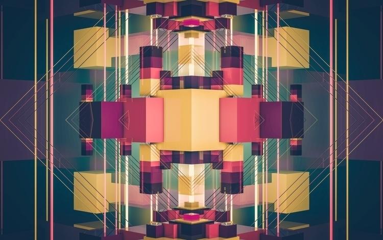 everydays / palette block 4/27 - drewmadestuff | ello