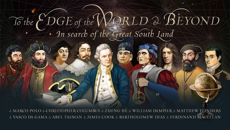 World – search Great South Land - pjb-1610 | ello