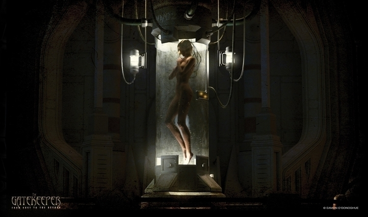 Gatekeeper Regeneration - graphicnovel - eamon-9249 | ello