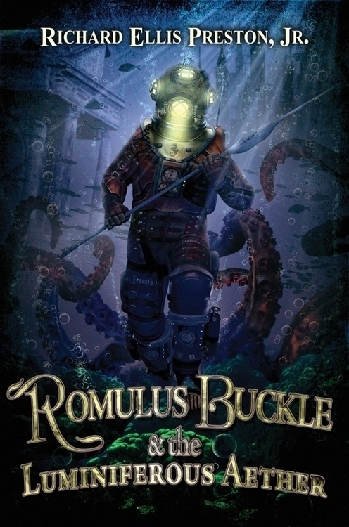 Romulous Buckle - steampunk, scifi - eamon-9249 | ello