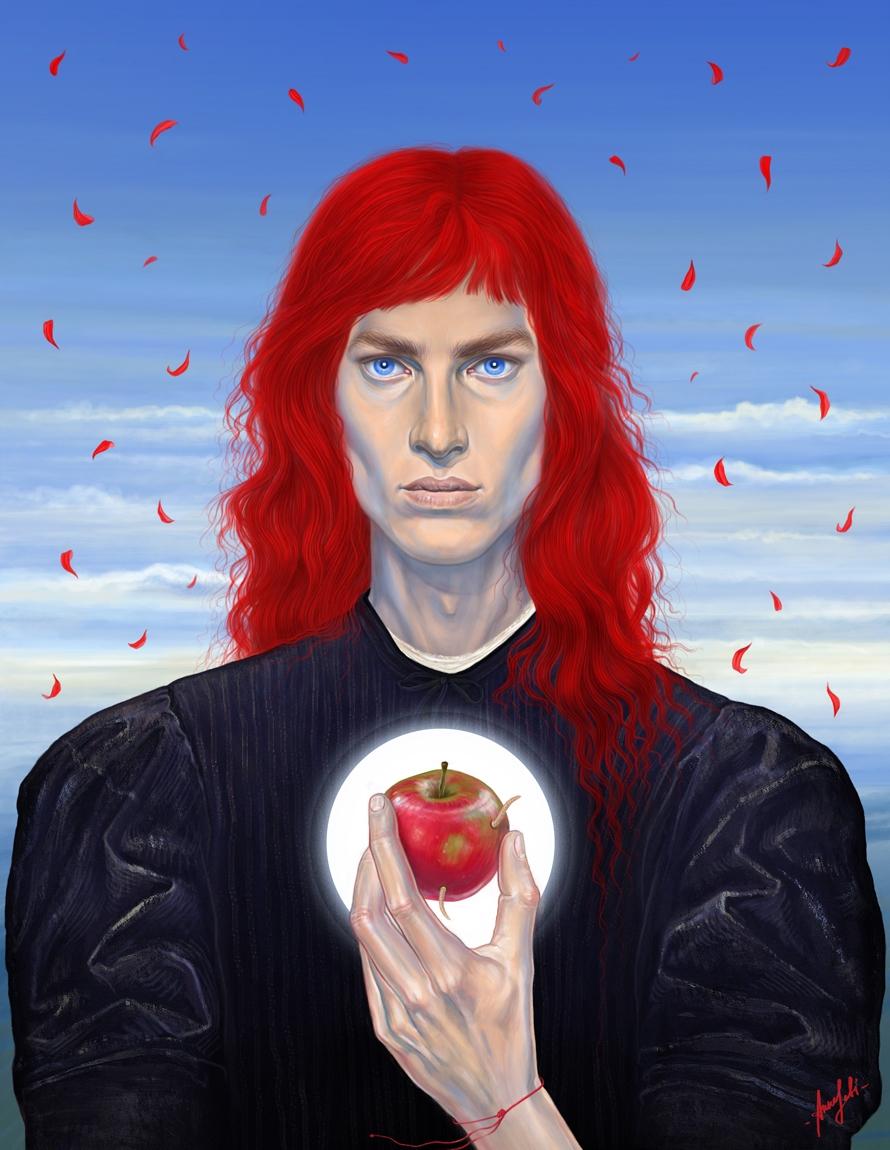 artwork 'Heartless' lost...) se - annaorca | ello