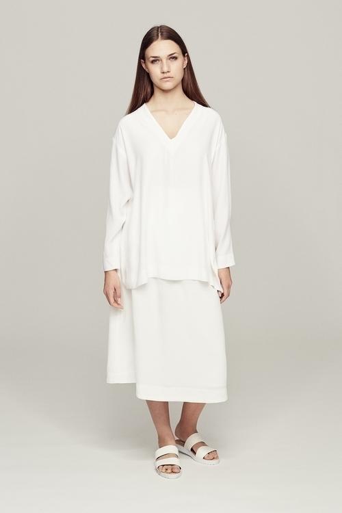 Casual elegance soft white: lon - nadjastriib | ello