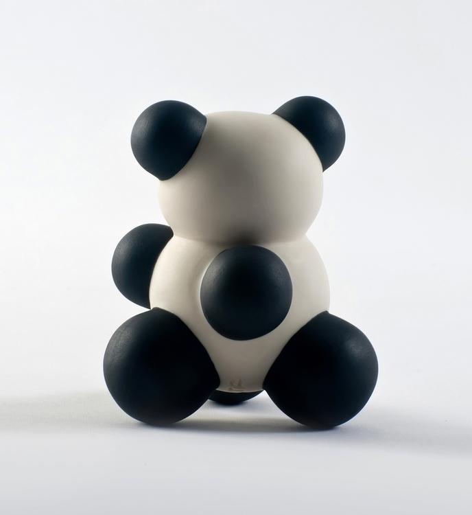 Panda MoBear - panda, sculpture - anyuta | ello