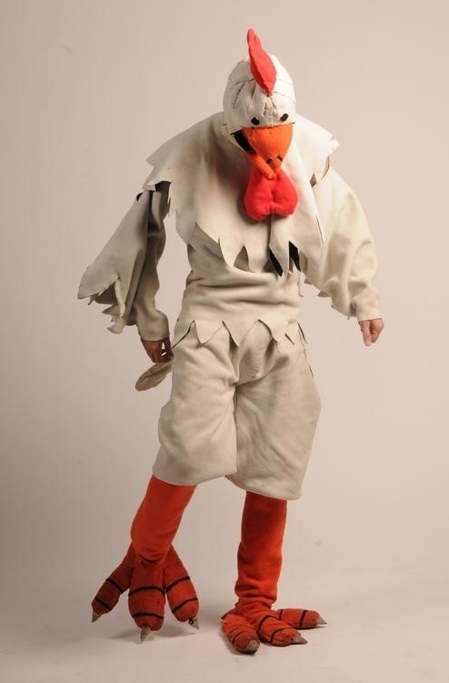 Chicken 1 - costumedesign, chicken - smouss   ello