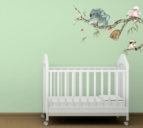 Aussie Babies Branch Decal - suzanne88 | ello