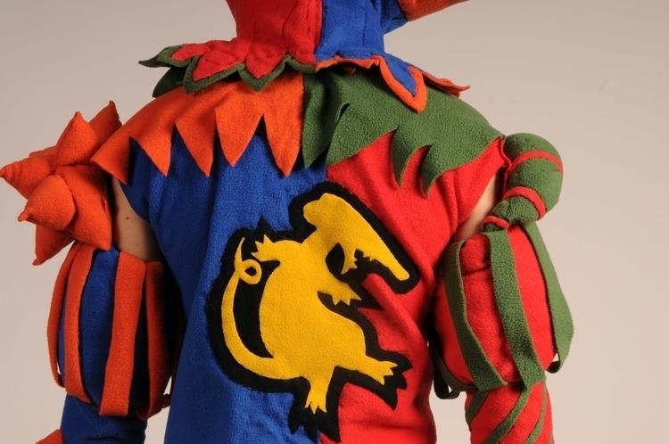 detail 2 - joker, costumedesign - smouss   ello