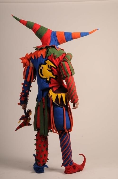 Joker - joker, costumedesign - smouss   ello