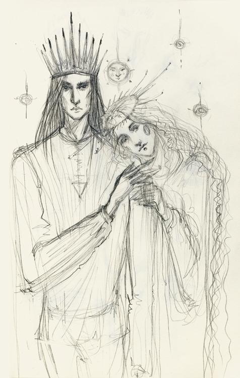 find - hamlet, ophelia, art, artwork - annaorca | ello