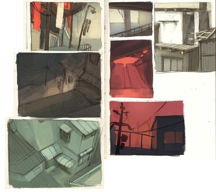 illustration, environment, thomkemeyer - thomke-9244 | ello