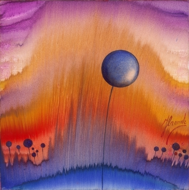 Identity - original painting bo - annahannahart | ello