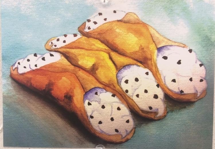 Food, foodillustration, illustration - ericjm-1363 | ello