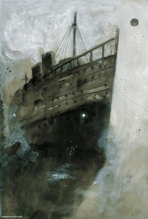 TheUpperberth, ship, steamer - checanty   ello