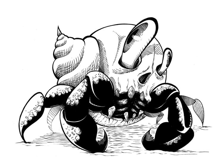 survivor - illustration, characterdesign - kaiman-6057 | ello