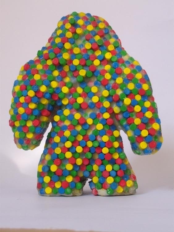 Chromatic Golem - figurine, sculpture - smouss | ello