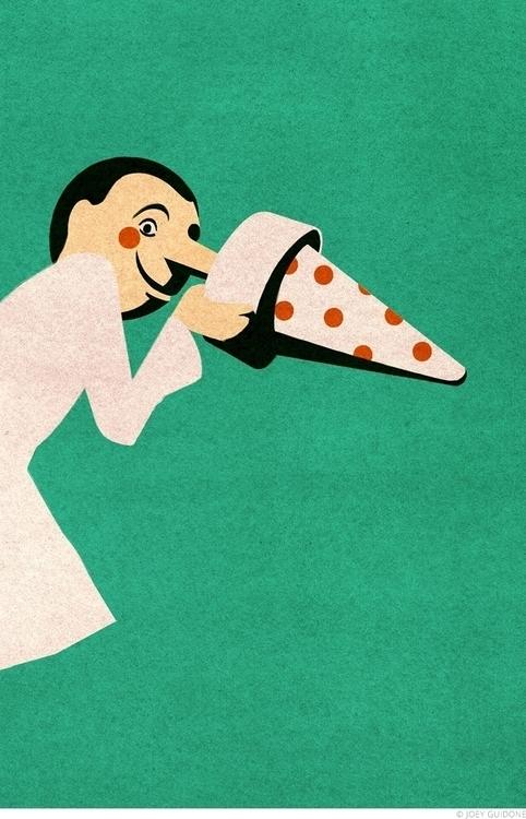Pinocchio - Book cover. Client - joey-9441   ello