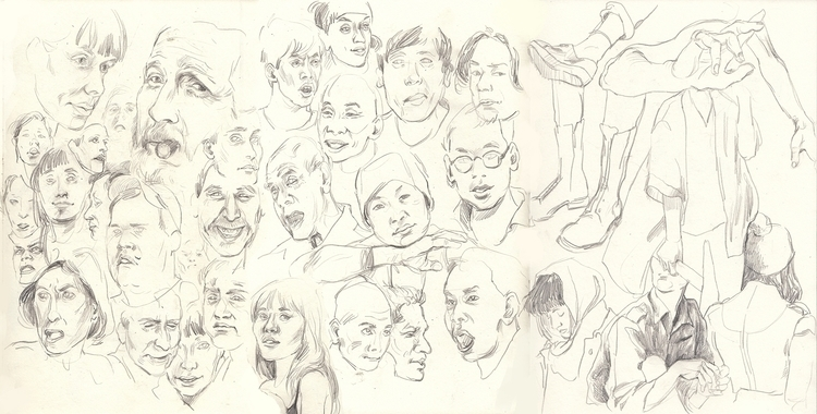 illustration, drawing, sketch - thomke-9244 | ello