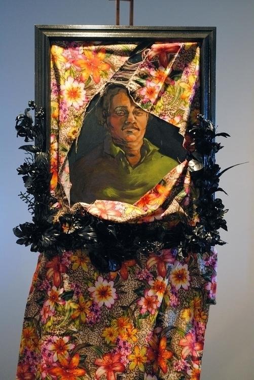 Anna Patricia - painting, portrait - mannnaz | ello