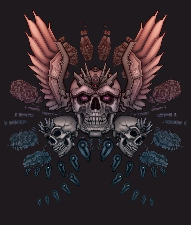 Tattoo inspired design - tattoo - benkrefta | ello
