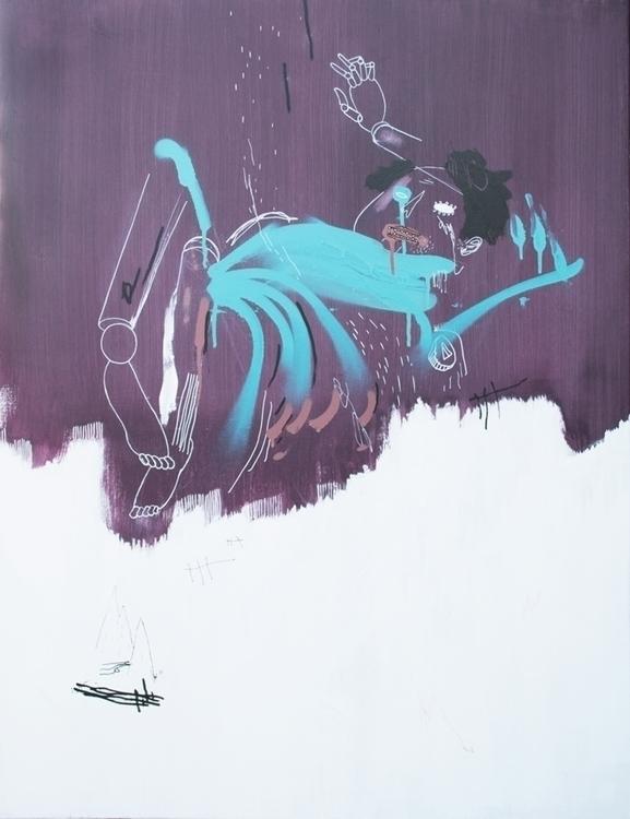Falling - art, artistsonnabaroo - kimbogruff | ello