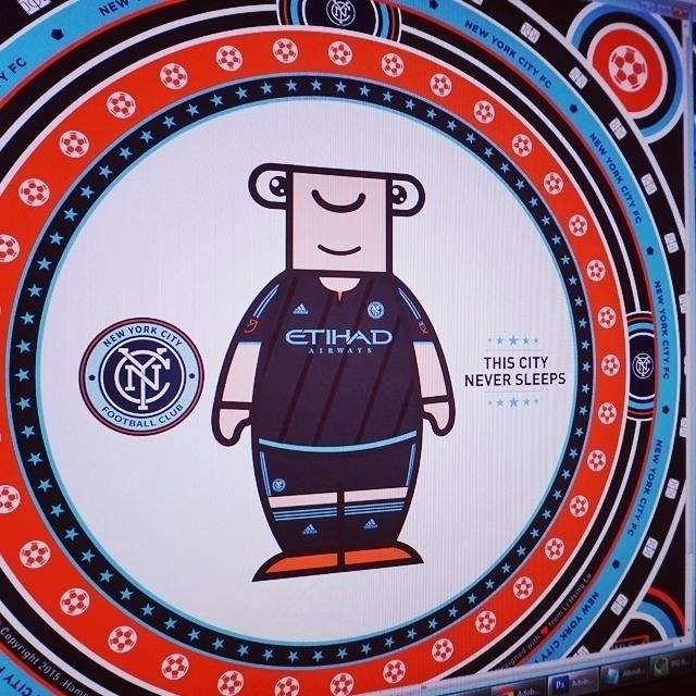Hammy jersey - soccer, football - lihsinglu | ello
