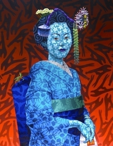 Beauty Ugly Truth - Geisha, JapaneseWoman - stephenhallny | ello