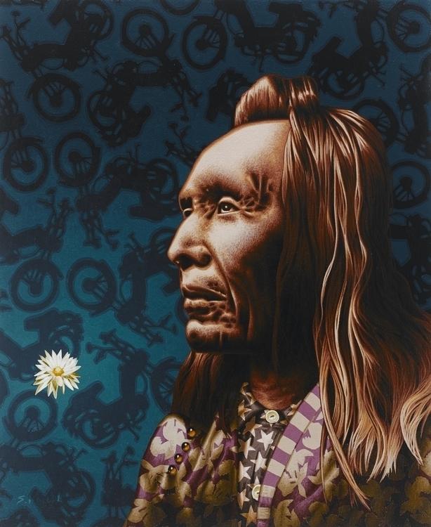 Eagles Meditation Moped - NativeAmericanIndian - stephenhallny | ello
