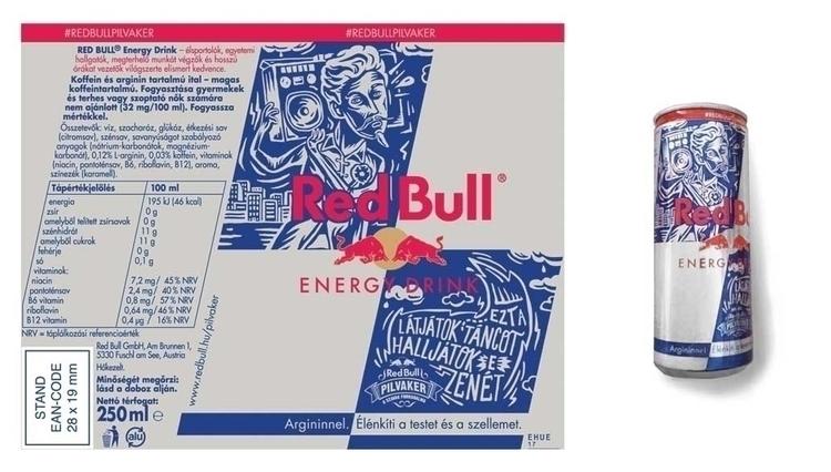 Hero Red Bull - redbull, pet?fi - zsoltvidak | ello