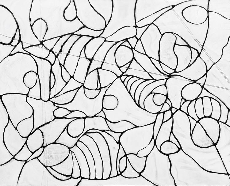 Collage/Oil painting - crankyme | ello