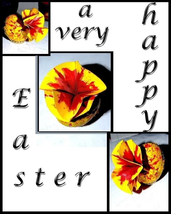 Flowery Egg - artscrafts, craft - aiakira | ello