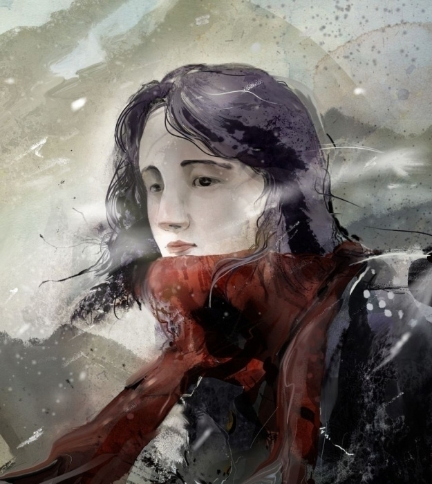 winter - illustration - dongjun-5037 | ello