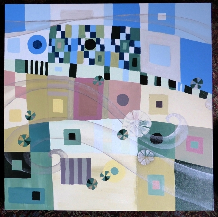 View Car II Acrylic Canvas, 201 - studiobonnici | ello