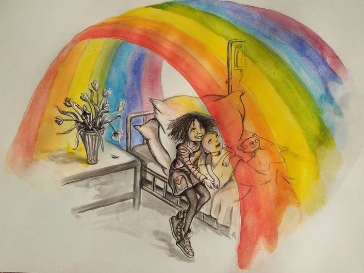 Illustration childsbook - illustration - mischanaaraat | ello