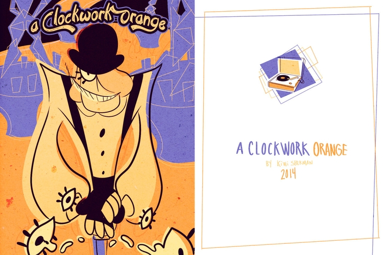 clockworkorange, cwo, Illustration - fetoscopy | ello