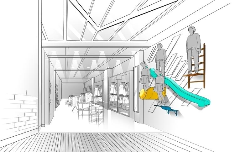 Diseño Interior / Tienda - lazygirl-7718 | ello